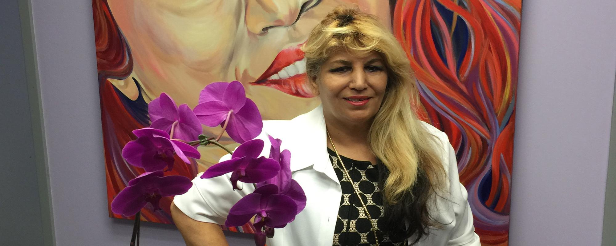 Cathy Lavasani of Golden Touch Medispa