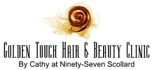 We were loosely known as Golden Touch Hair & Beauty Clinic, referencing our location at 97 Scollard.