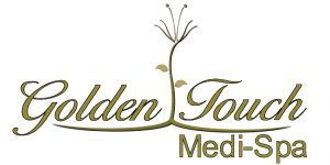 Cathy at 97 Scollard became Golden Touch Medispa. This is our original logo.