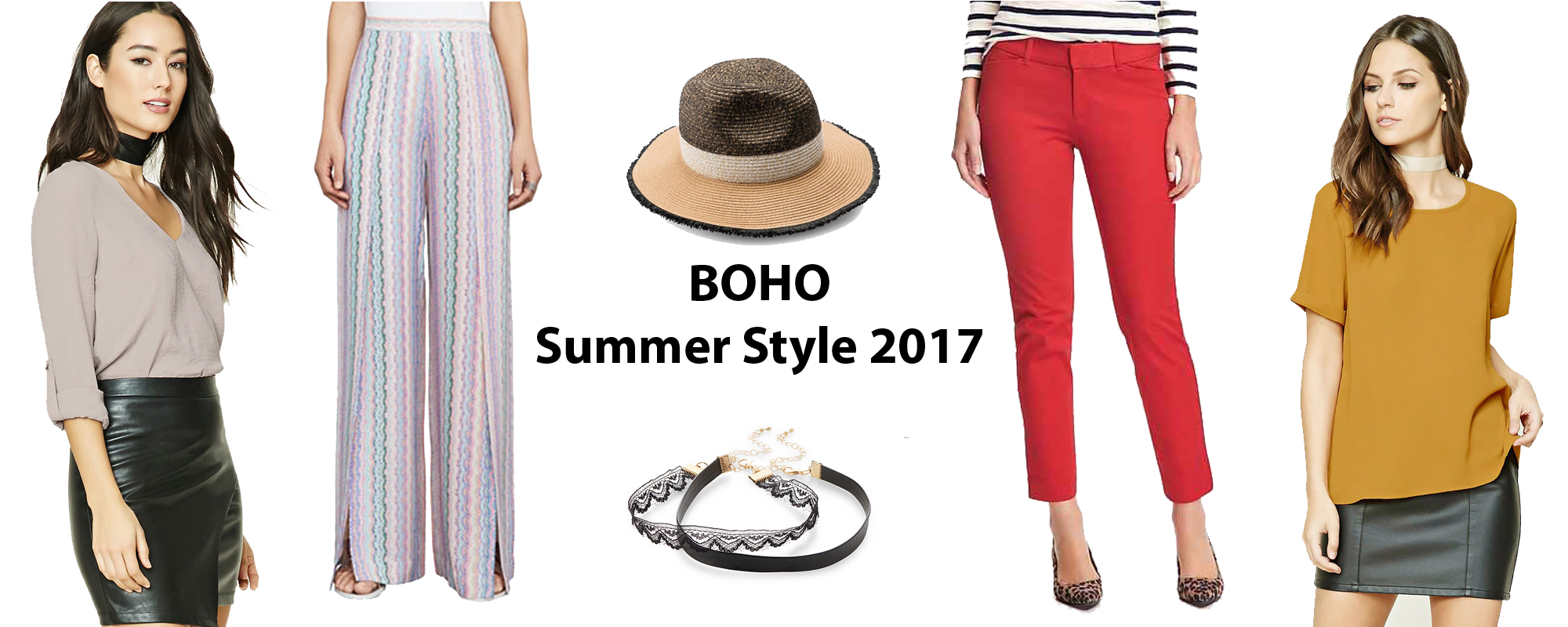 Beauty Unleashed - Boho Summer Style 2017
